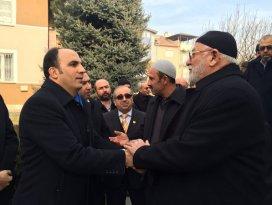 Selçuklu Belediye Başkanı Altay Cuma Buluşmalarında