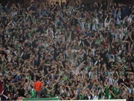 Futbolda seyirci sayısı yükseliyor
