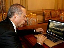 Erdoğana göre yılın fotoğrafları