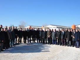 İttifak Holding'den yumurta sektörüne 50 milyon TL yatırım
