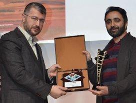 Alemlere Rahmet Kısa Film Yarışması ödülleri verildi