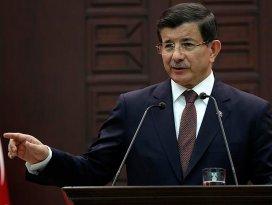 Davutoğlundan PYD açıklamasına tepki