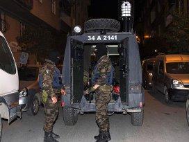 İstanbulda terör örgütü YDG-Hye operasyon