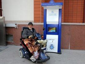 Selçuklu Belediyesi'nden engelli aracı şarj istasyonu