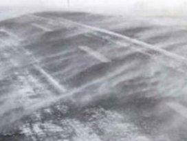 Konya ve çevresi için kuvvetli buzlanma ve don uyarısı