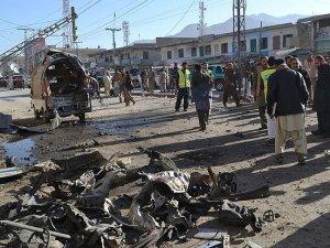 Pakistanda intihar saldırısı: 18 ölü, 40 yaralı