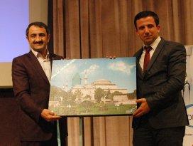 Konyada Kültürümüzde Sivil Toplum konferansı