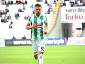 Torku Konyasporlu o isimle yollar ayrıldı