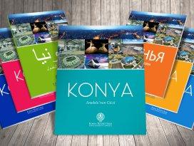 KTO Konyayı 7 dilde tanıtıyor