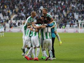 Torku Konyasporun tatili bitiyor