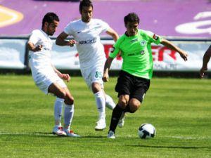 Konyaspor Giresunsporu 2-1 yendi