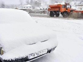 Konya ve çevresi için kar uyarısı