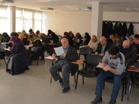 KOMEK'te tüm dil gruplarına ortak sınav