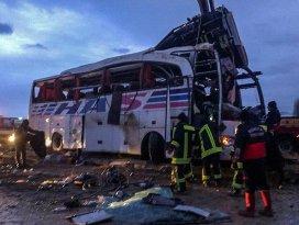 Konyada trafik kazası: 6 ölü