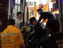Konyada trafik kazası: 1 ölü, 11 yaralı