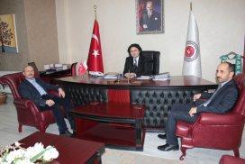Ahmet Sorgun'dan adli ziyaret
