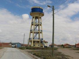 Konya'nın ilçelerindeki su depolarına bakım yapıldı