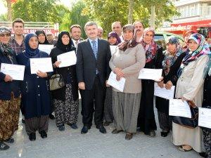 Büyükşehir'den tarıma ve tarımsal eğitime destek