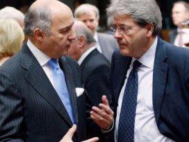 İtalya: Türkiye mülteci musluğu değil