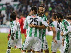 İnegölspor 1-1 Torku Konyaspor