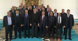 KTBden AK Parti Konya milletvekillerine ziyaret