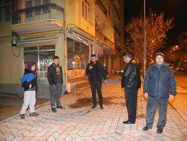 Kırşehirdeki deprem Konya ilçelerinde hissedildi