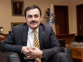 Öztürk'ten, TKBB Başkanlığına seçilen Yahşi'ye tebrik