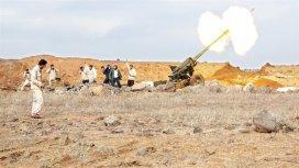 Fırtına obüsleri IŞİD'i bombaladı