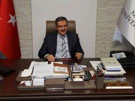 Selçuk'ta rektör yardımcılarının görev dağılımları belirlendi