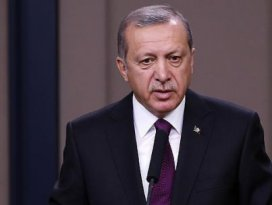 Erdoğandan şehit ailelerine taziye