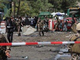 Afganistanda intihar saldırısı: 13 ölü