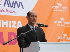 Rota AVM hizmete açıldı