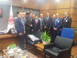 Konya'ya Ulaştırma Bölge Müdürlüğü kurulmalı