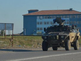 Şırnakta terör saldırısı: 2 şehit, 10 polis yaralı