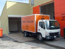 Konyada günlük 6 ton tıbbi atık bertaraf ediliyor