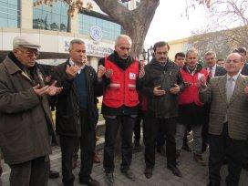 KTOdan Türkmenlere yardım