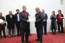 Bozkır Belediyesi başarı ödülleri sahiplerini buldu