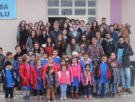 Genç Tıbbıyelilerden öğrencilere destek