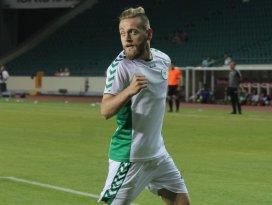 T. Konyasporlu oyuncu dünyanın en hızlıları arasında
