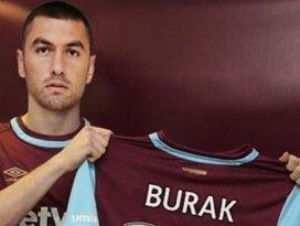 Burak Yılmaz, West Ham formasıyla!