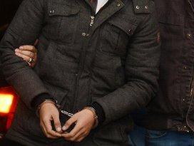 Konyadaki cinayette zanlı ve arkadaşı tutuklandı