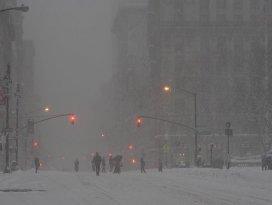 ABDdeki kar fırtınasında ölü sayısı 30a yükseldi