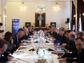 Türkiye-AB Siyasi Diyalog Toplantısı başladı