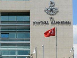 Anayasa Mahkemesinden flaş dokunulmazlık kararı