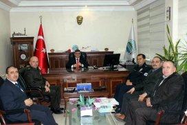 Beyşehir'de ilçe av komisyonu toplantısı yapıldı