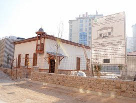 Meramda tarihi ve kültürel doku gün yüzüne çıkıyor