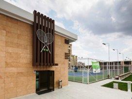 Selçuklu Belediyesi tenis kortu açıldı