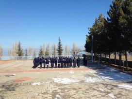 Beyşehirde izcilik kampları başladı
