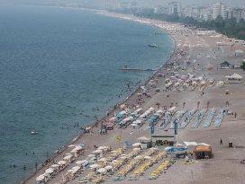 Türkiyenin 2015 yılı turizm geliri belli oldu