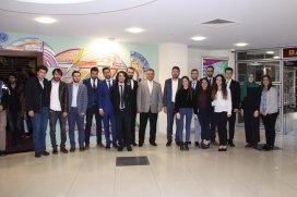 Başkan Hançerliden gençlere destek